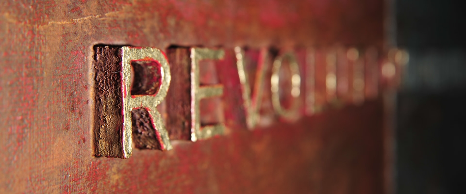 Revolution-Evolution, Closeup